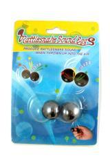 Rattlesnake Sound Eggs (Round)