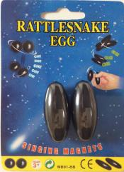 Rattlesnake Sound Eggs (Oval)