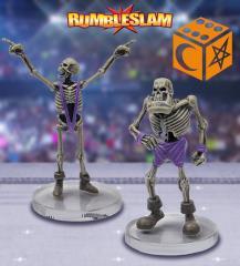 Skeleton & Orc Skeleton