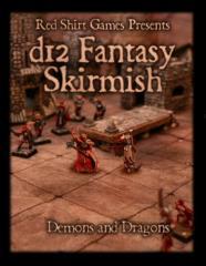 D12 Fantasy Skirmish Rulebook - Demons and Dragons