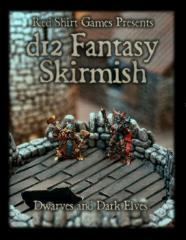 D12 Fantasy Skirmish Rulebook - Dwarves and Dark Elves
