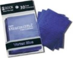 Standard Sleeves - Vortex Blue (30)