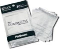 Standard Sleeves - Platinum (30)