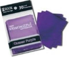 Standard Sleeves - Quasar Purple (30)