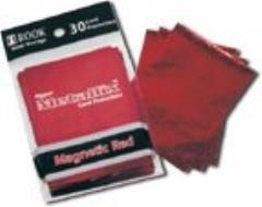 Standard Sleeves - Magnetic Red (30)