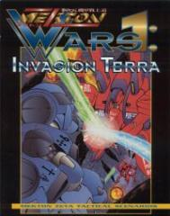 Mekton Wars I - Invasion Terra