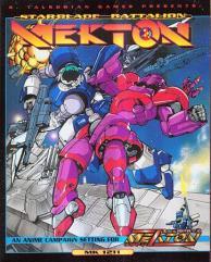 Starblade Battalion Mekton