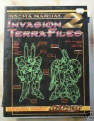 Mecha Manual #2 - Invasion Terra Files