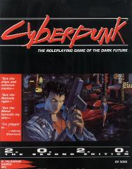 Cyberpunk 2.0.2.0. (2nd Edition)