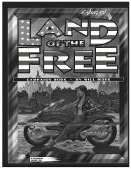 Land of the Free - Book Only!