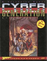 CyberGeneration (2nd Edition)