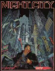 Night City (1st Printing)