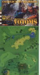 Conflict on Kummen - Armored Trooper Votoms