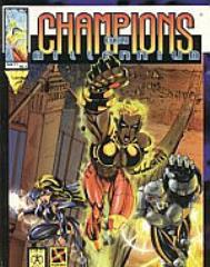 Champions - New Millennium (1st Edition)