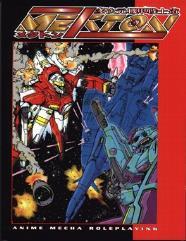 Mekton Zeta (2nd Printing)