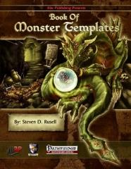 Book of Monster Templates
