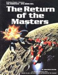 Return of the Masters, The (Expanded, 2nd Edition)