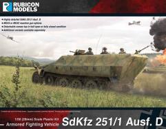 SdKfz 251/1 Ausf. D