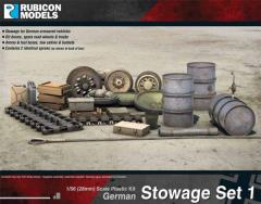 German Stowage Set #1