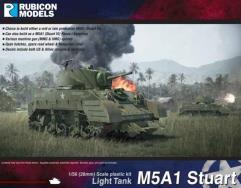 M5A1 Stuart/M5A1 Recce