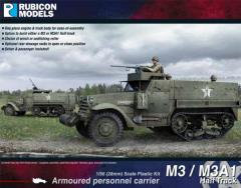 M3/M3A1 Half Track