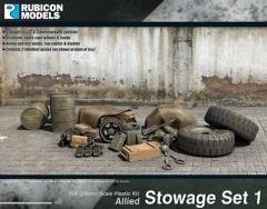 Allied Stowage Set #1