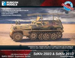 SdKfz 250/251 - Expansion Set