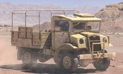 British CMP 15cwt Truck