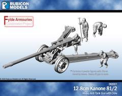 12.8cm Kanone 8 1/2 w/Crew
