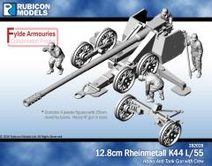 12.8cm Rheinmetall K44 L/55 w/Crew