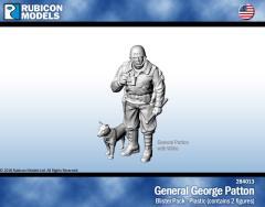 General George Patton w/Willie