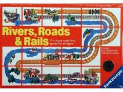 Rivers, Roads & Rails (1989 Edition)