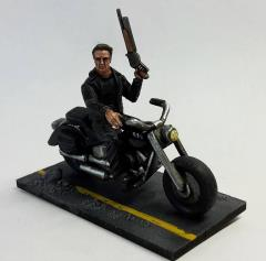 Guardian 1984 w/Motorbike (Metal)