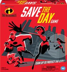 Incredibles, The - Save the Day