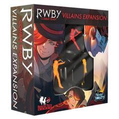 RWBY - Combat Ready, Villains Expansion