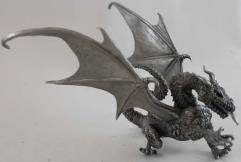 Dragon w/Emerald Eyes