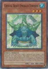 Crystal Beast Emerald Tortoise (Super Rare)
