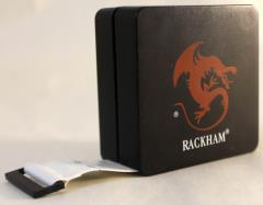 Rackham Logo Tape Measure