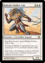 Raksha Golden Cub (R) (Foil)