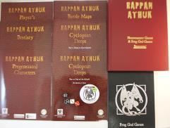 Rappan Athuk - MEGA Pack (w/PDF's) (Pathfinder)