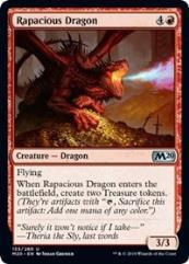 Rapacious Dragon (U)