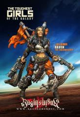 Raven - The Chainbreaker (Science Fiction)
