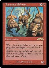 Ravenous Baboons (R)