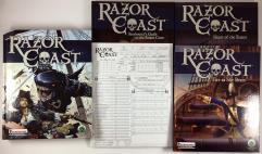 Razor Coast - MEGA Pack (w/PDF's) (Pathfinder)