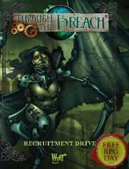Quickstart Rules w/Recruitment Drive (Free RPG Day 2015)