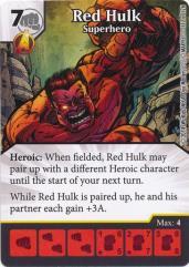 Red Hulk - Superhero