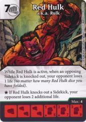 Red Hulk - a.k.a. Rulk