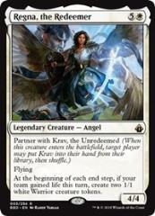 Regna, the Redeemer (R)