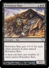 Relentless Rats (U)