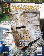"#103 ""Making Armor Comfortable, Medieval Modesty, The Versatile Cannabis Plant"""